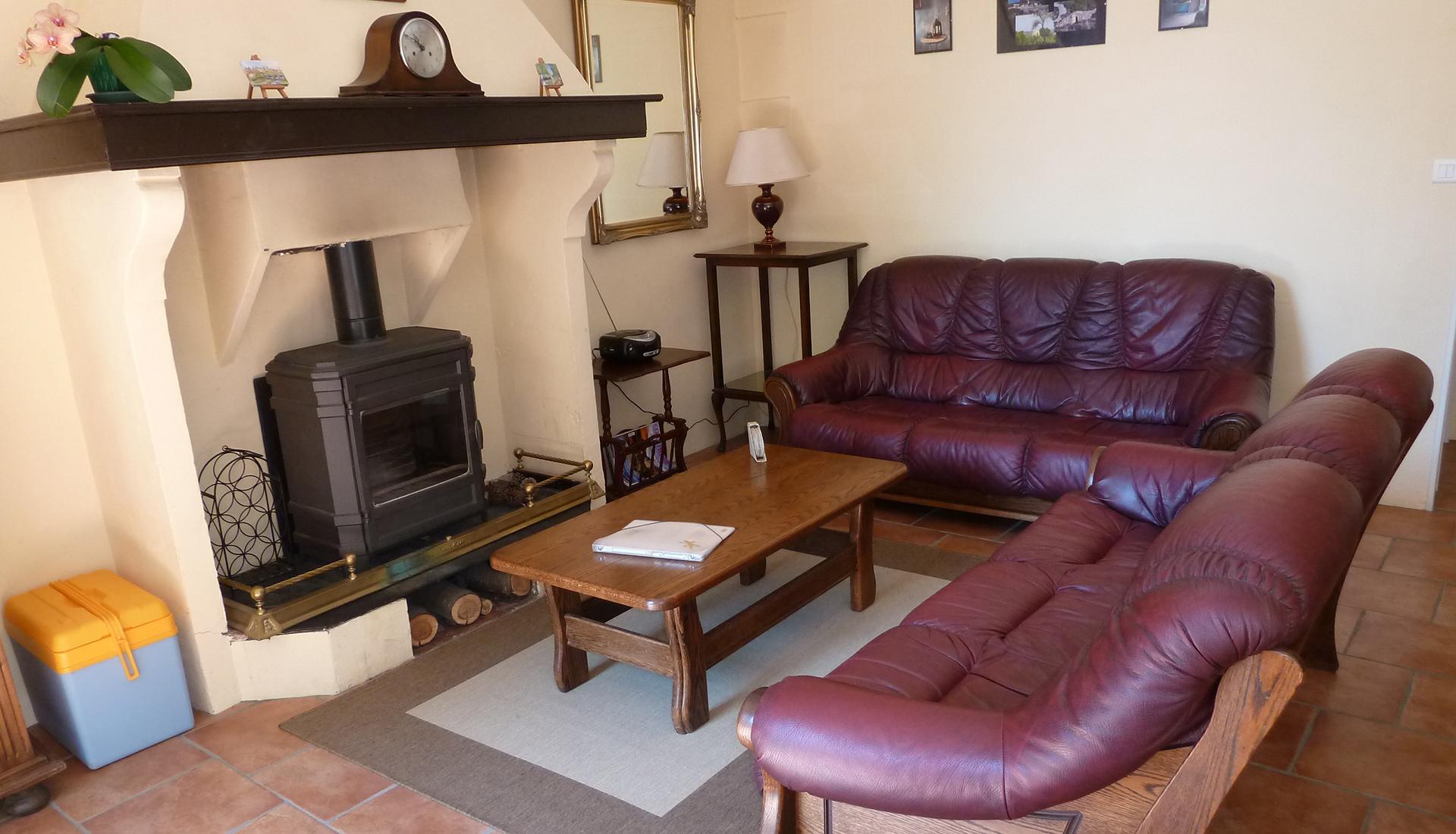 Fitou Apartment lounge