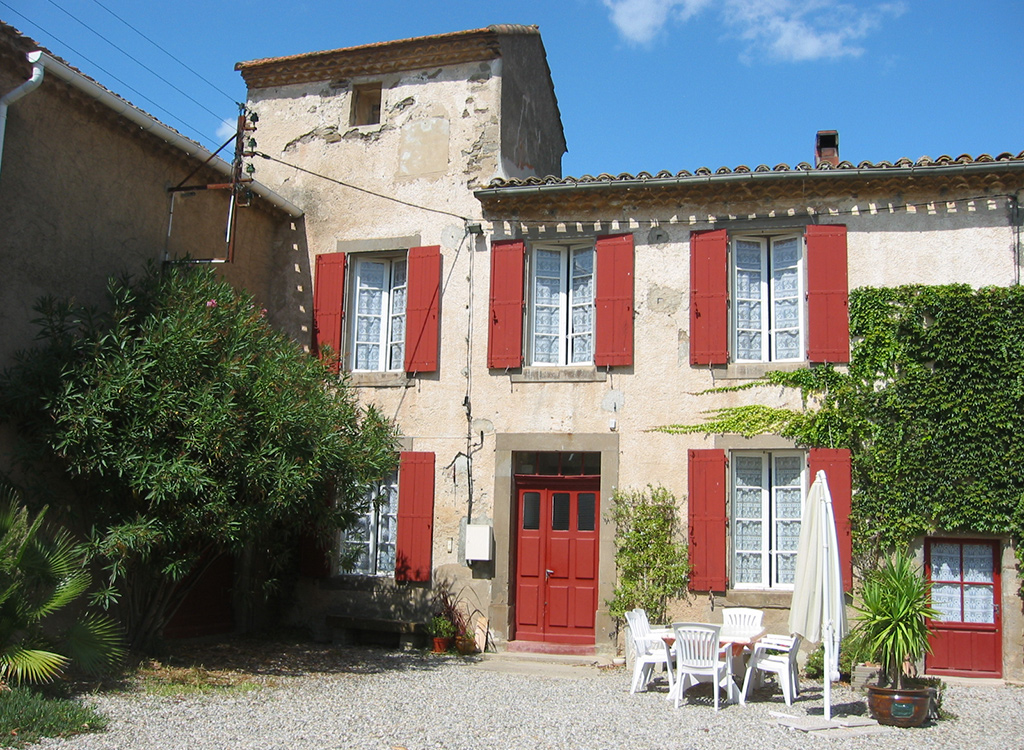 Minervois Cottage